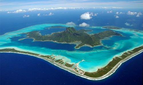 Croisière sur l'île de BoraBora