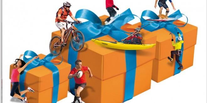 Sport et Cadeaux de noël
