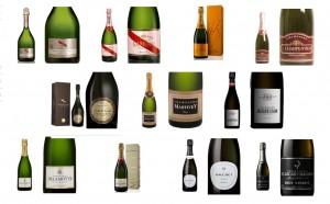 les meileurs champagnes pour noel