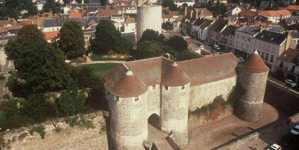 Château féodal de Dourdan