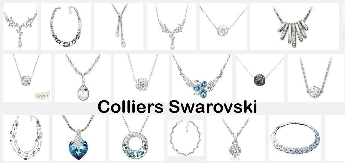 Swarovski Collier - Arts et Voyages