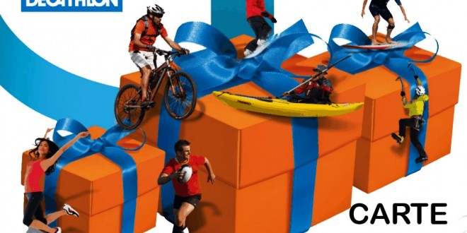 Decathlon - Carte cadeau