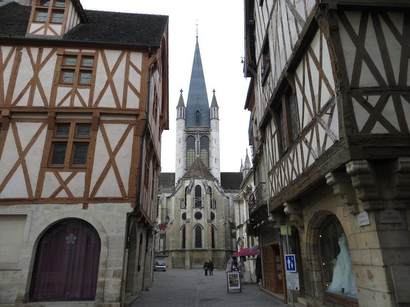 Dijon Medieval