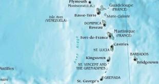 Croisière aux Antilles