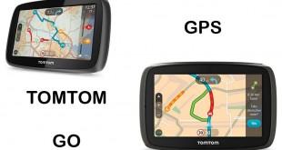 GPS Tomtom Go