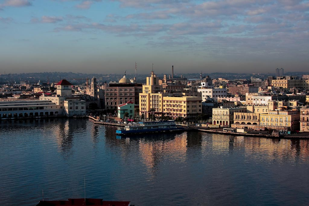 Baie de la Havane