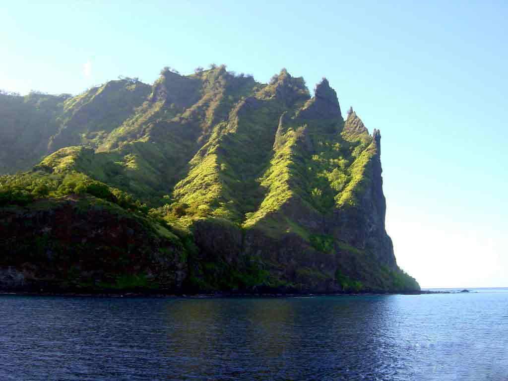 Hiva Oa - île des Marquises