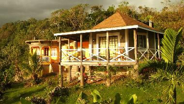 Maison Jamaïcane