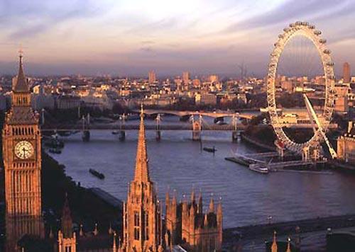 Londres - Tourisme