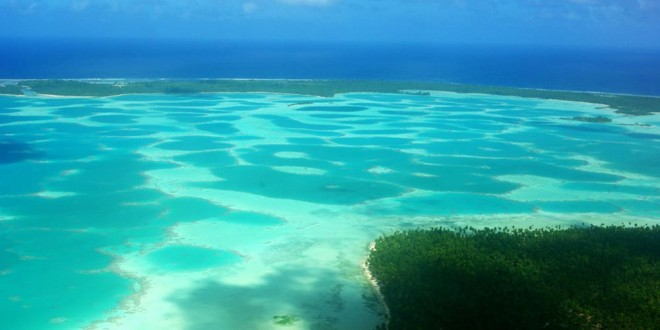Atoll de Mataiva - Tuamotu - Polynésie française
