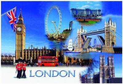 Londres voyage