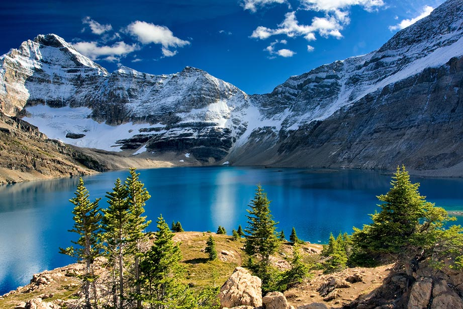 Photo de voyage au Canada