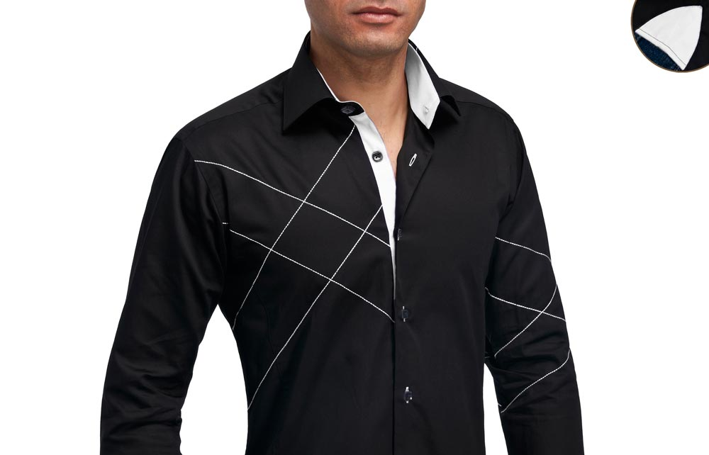 Chemise homme oriinale