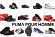 puma homme
