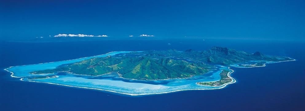 Raiatea Polynésie