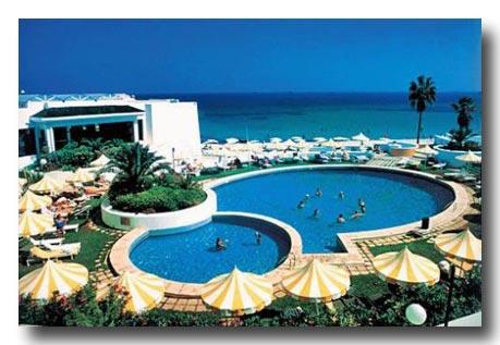 Spa - Hotel Abou Nawas Boujaafar 4 **** - Sousse-Tunisie