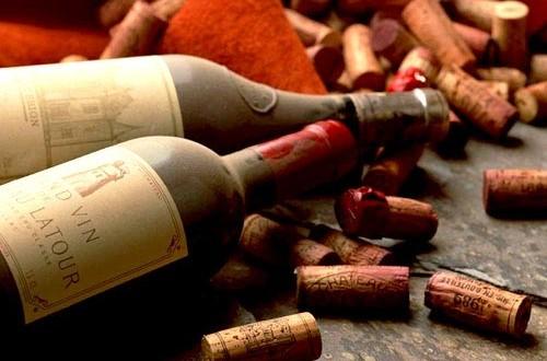 Le vin en France