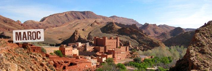 Maroc Voyage et Trekking