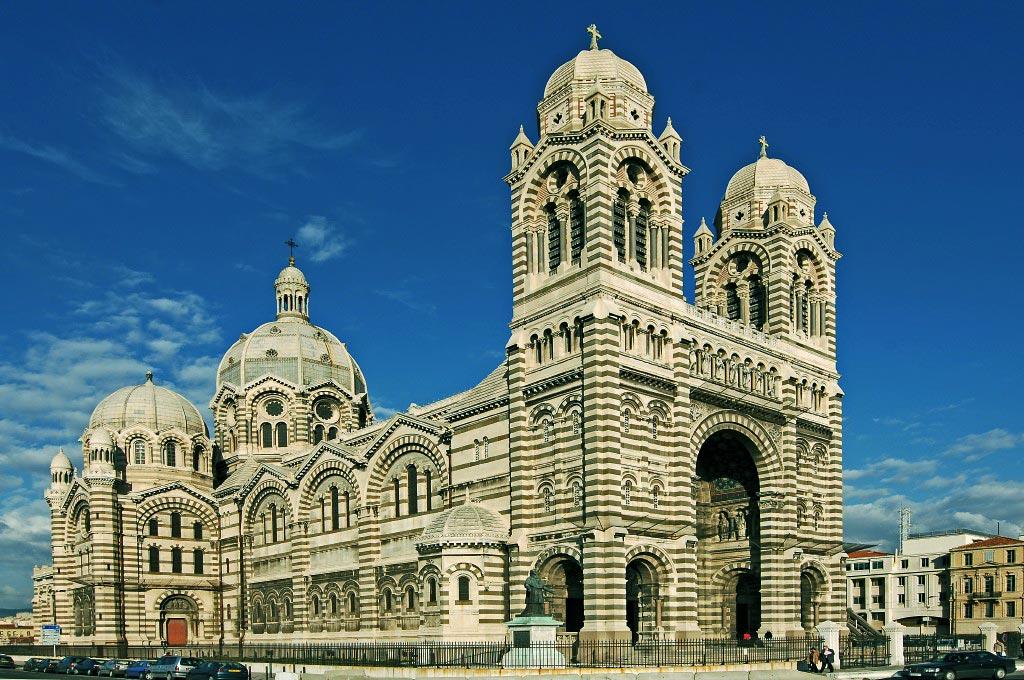 Cathédrale La Major à Marseille