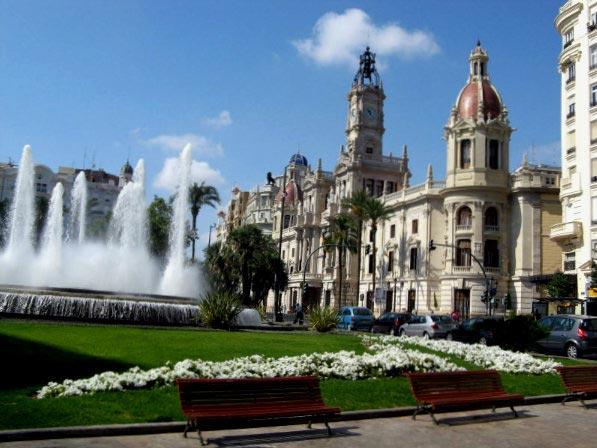 Ville Espagne Castillan