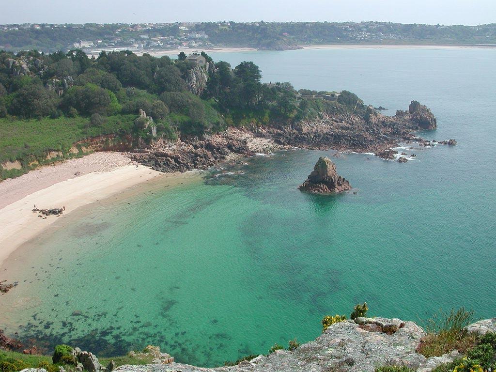 Baie de Saint-Brélade - Jersey