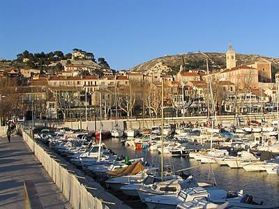 Estaque - Quartier de Marseille