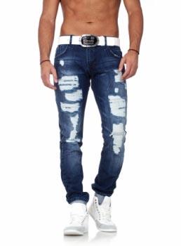Jeans pour homme tendance