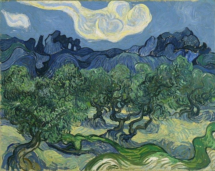 Saint-Rémy-de-Provence-Van Gogh