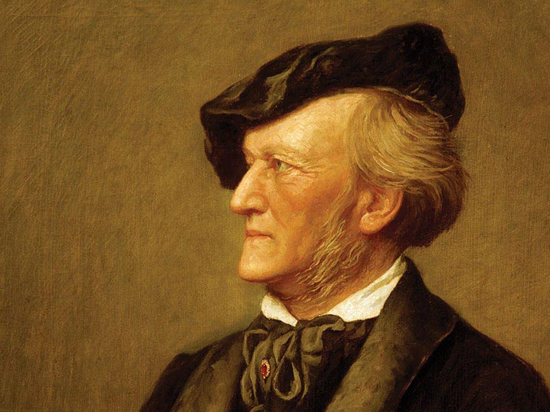Richard Wagner - Portrait