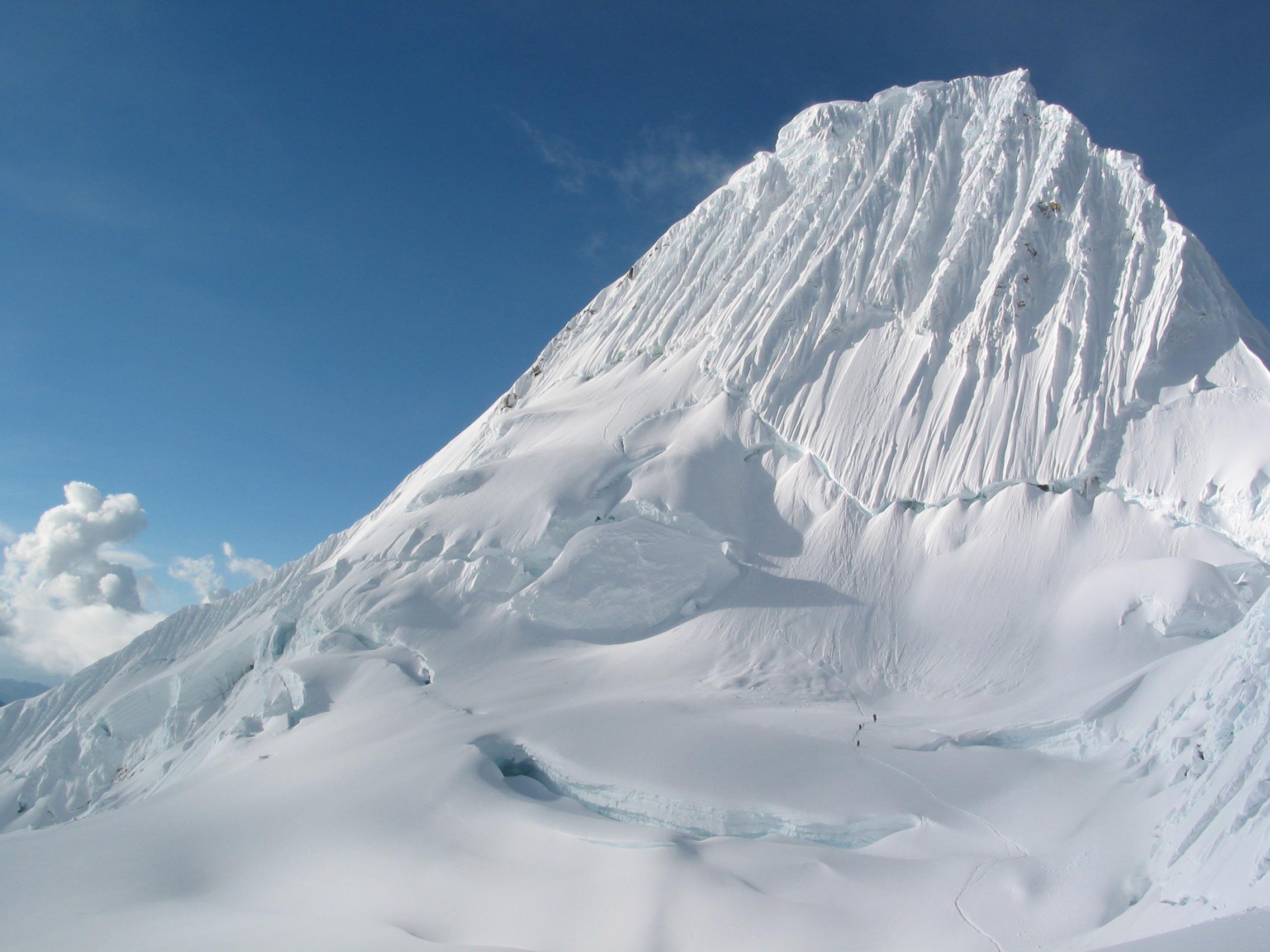 Montagne Alpamayo