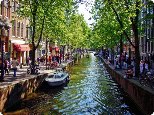 Amsterdam -Centre Ville