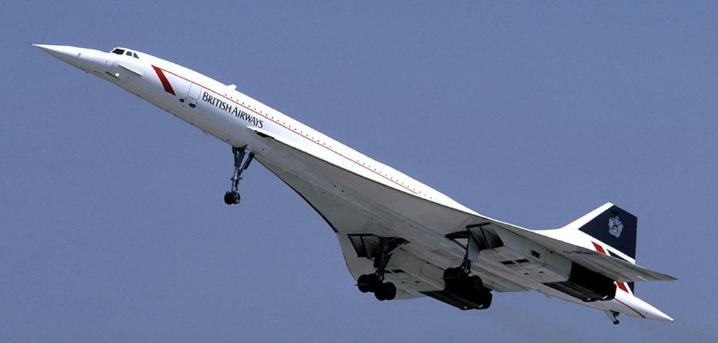 Photo du Concorde - Avion