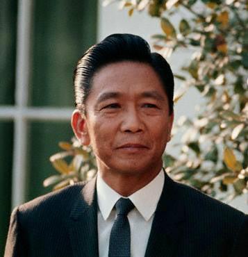 Président Marcos - Philippines