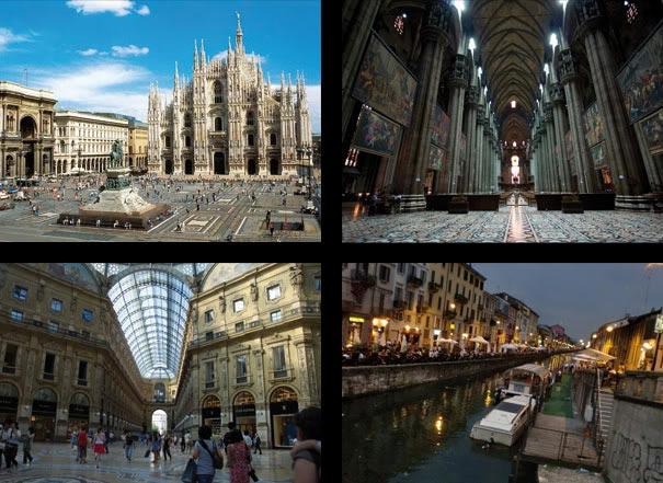 Milan - Tourisme