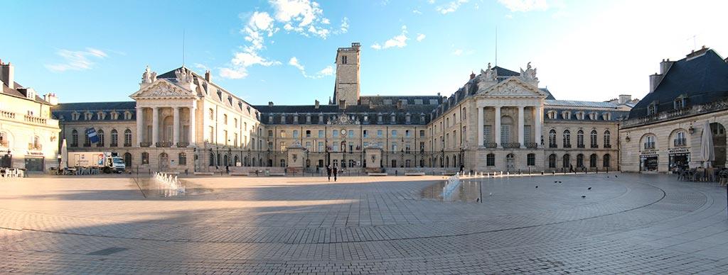 Palais des ducs de Bourgogne - Dijon