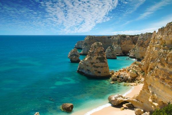 Paysage du Portugal
