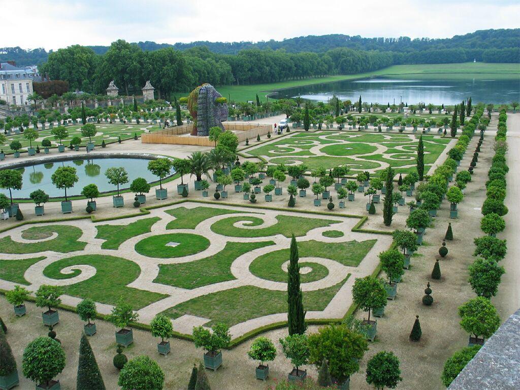 Ch teau de versailles architecture arts et voyages for Architecte jardin versailles
