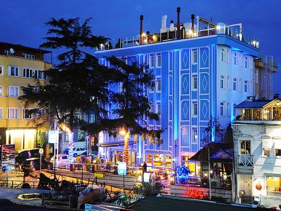Blue Hotel - Istanbul