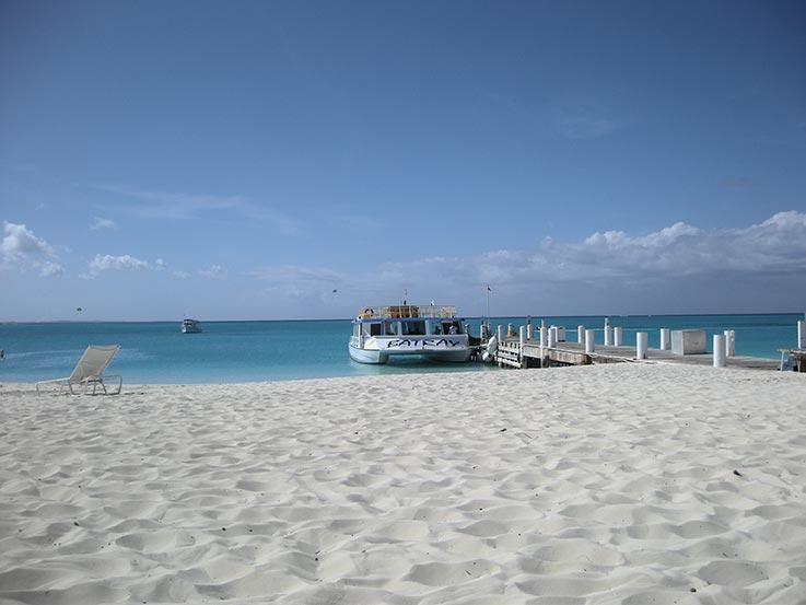 Caicos - Ile du Sud - Truquie