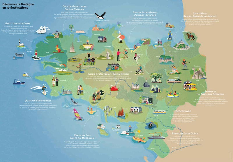 Bretagne tourisme arts et voyages - Saint malo office tourisme ...
