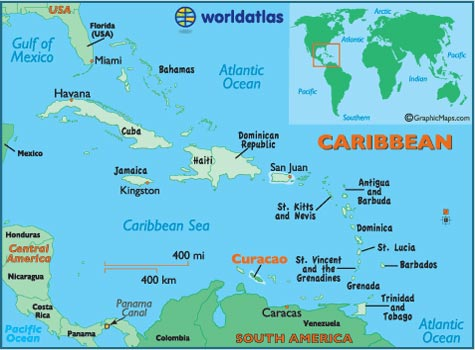 Curaçao | Arts et Voyages