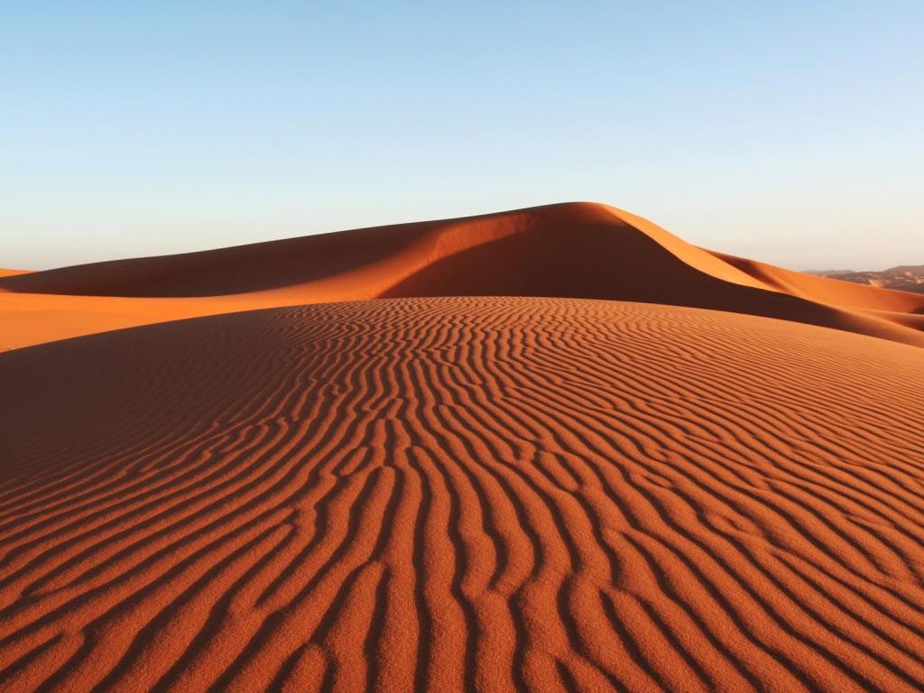 Désert de sable - Photo