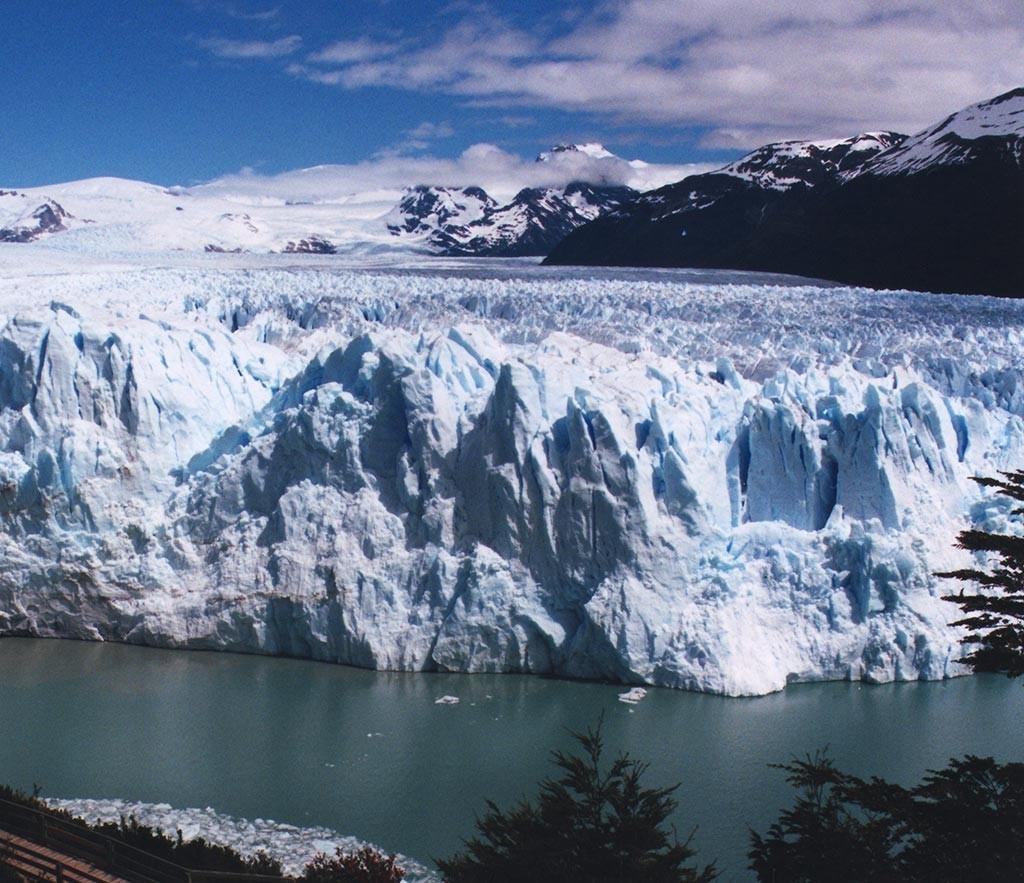 Amérique Latine - Photo d'un glacier