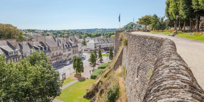 saint-lo - remparts
