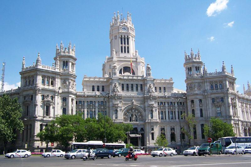 Madrid - Monuments
