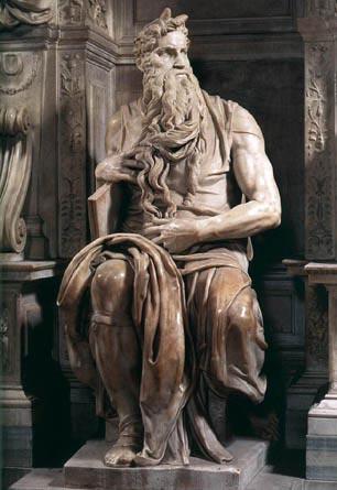 Le Moïse de Michel-Ange