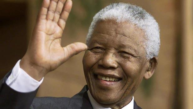 Nelson Mandela - Président