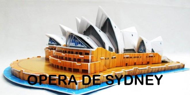 Opéra de Sydney - Architecture