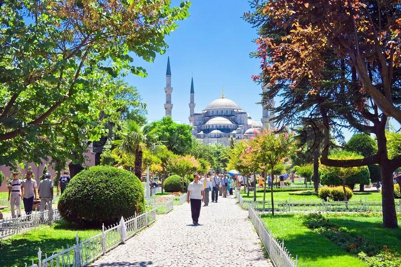 parc sultan ahmed