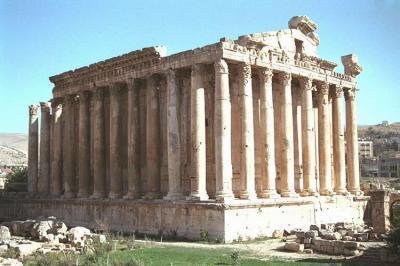 Baalbek - temple de Jupiter